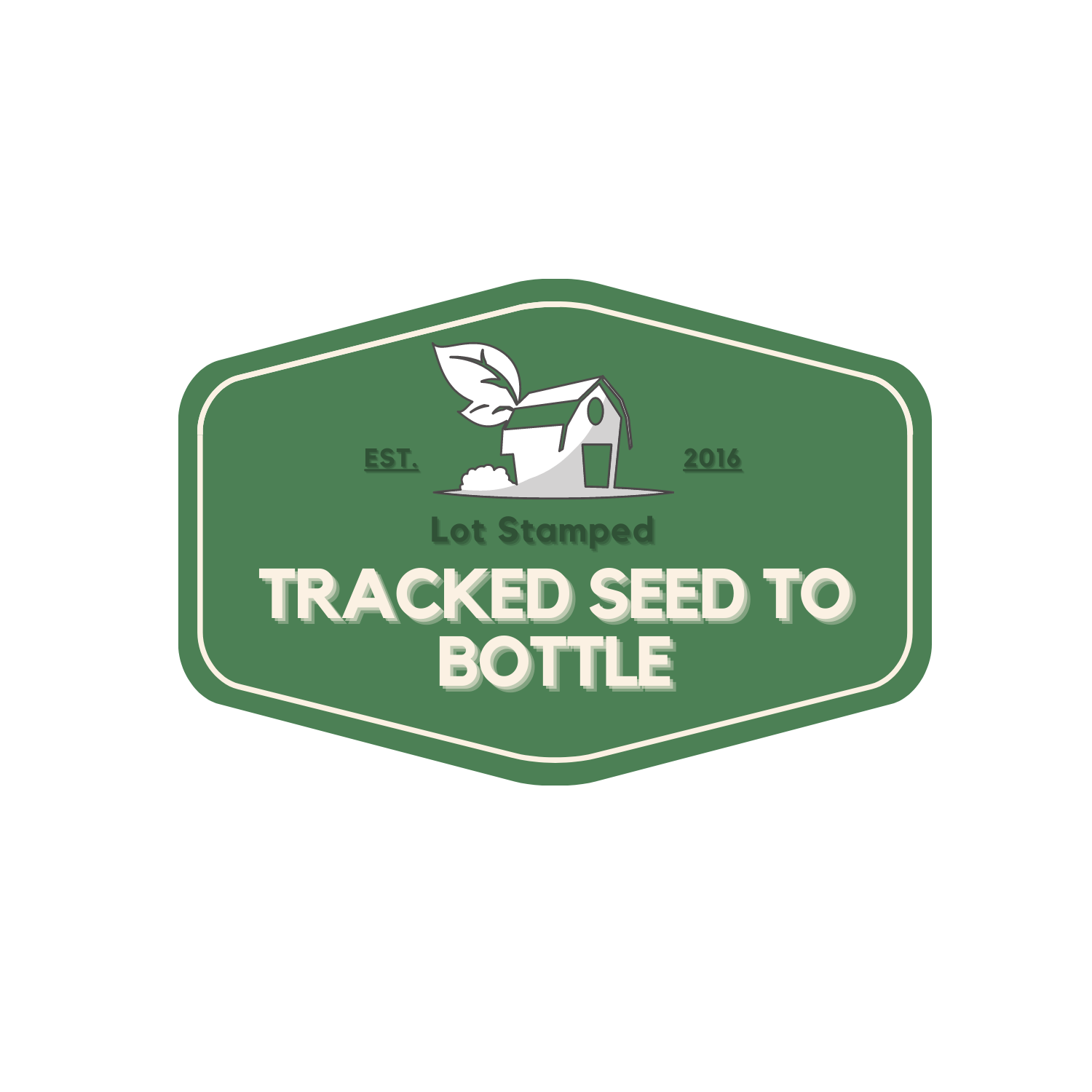 Tracked Seed to Bottle